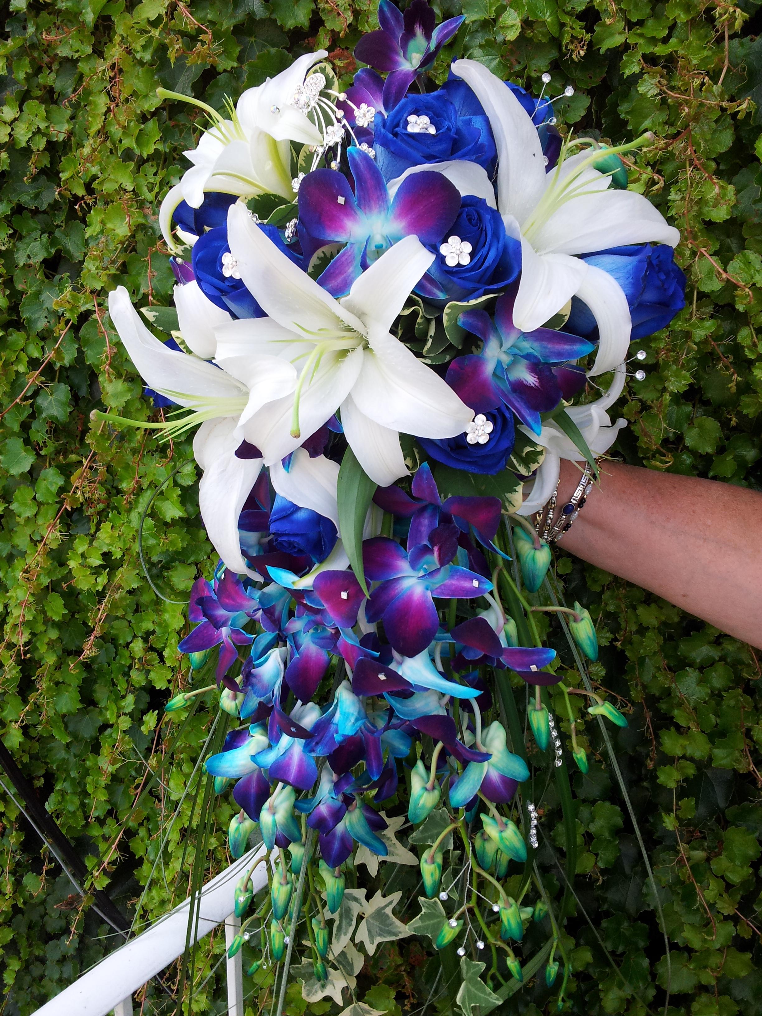 Bouquet mariage sublime submar 005 - Prix bouquet de mariee ...