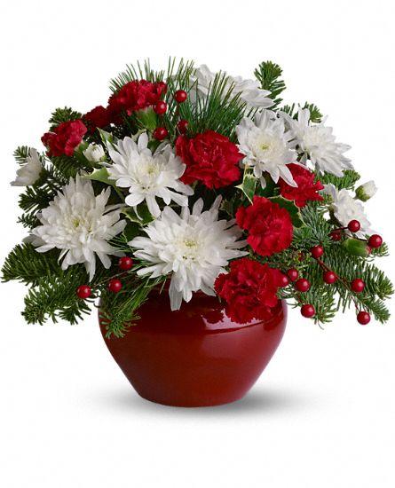 Christmas Treasure De Teleflora T126 1a Sublime Florist