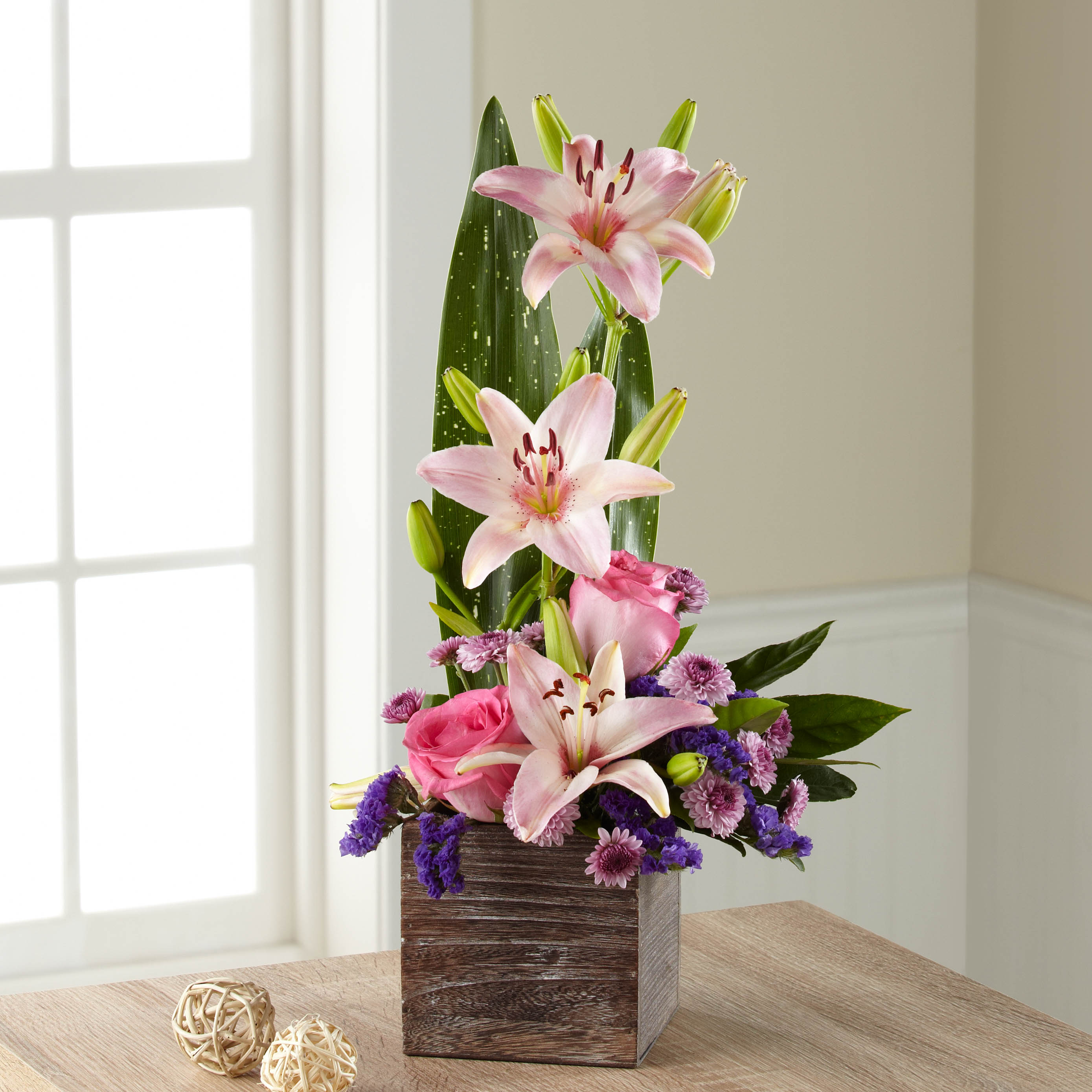 The ftd simple perfection bouquet b23 5149 izmirmasajfo
