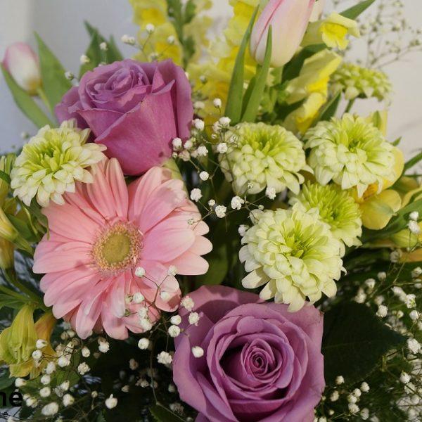 bouquet printemps fleurs coup es subfc 014. Black Bedroom Furniture Sets. Home Design Ideas