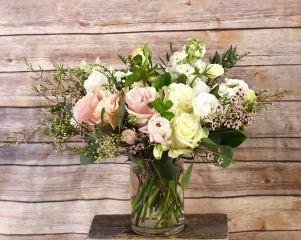 Légèreté des champs pastel SUBARR-028 | Sublime Fleuriste
