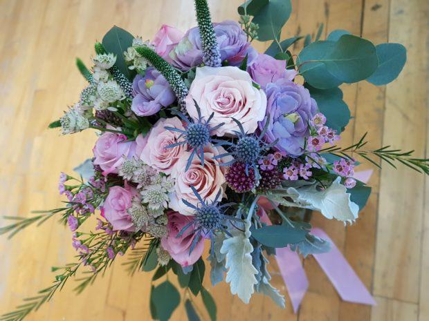 Bouquet de mariée - Revue Mariage Québec | Sublime Fleuriste Granby