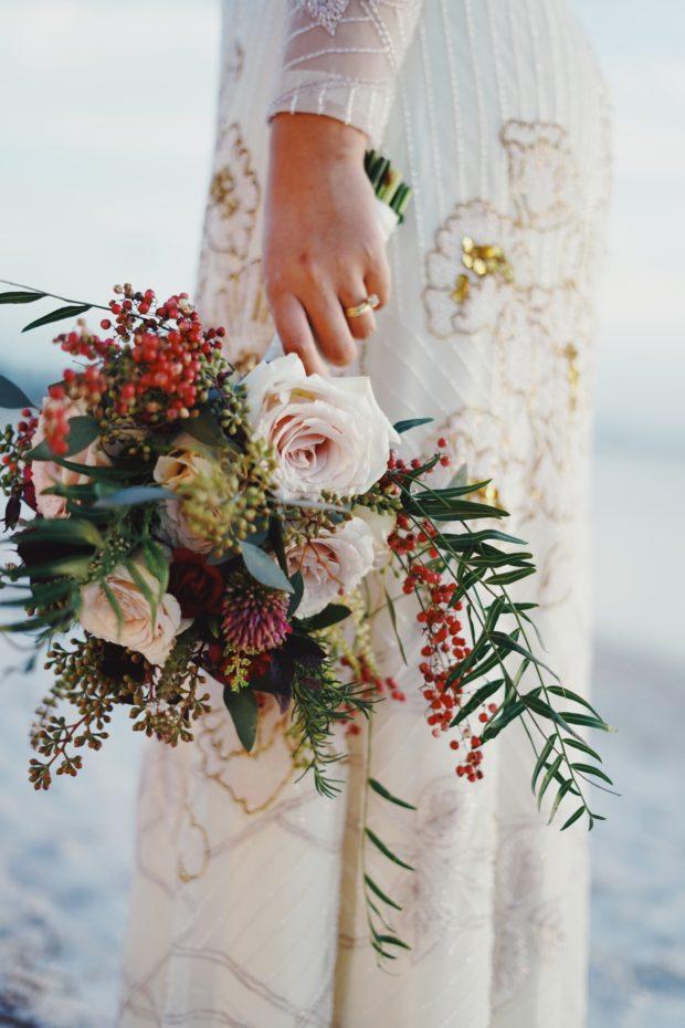 Inspiration bouquet de la mariée Sublime Fleuriste Granby