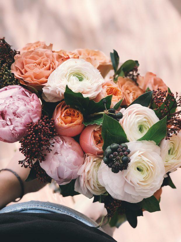 Entretien de vos jolies fleurs coupées