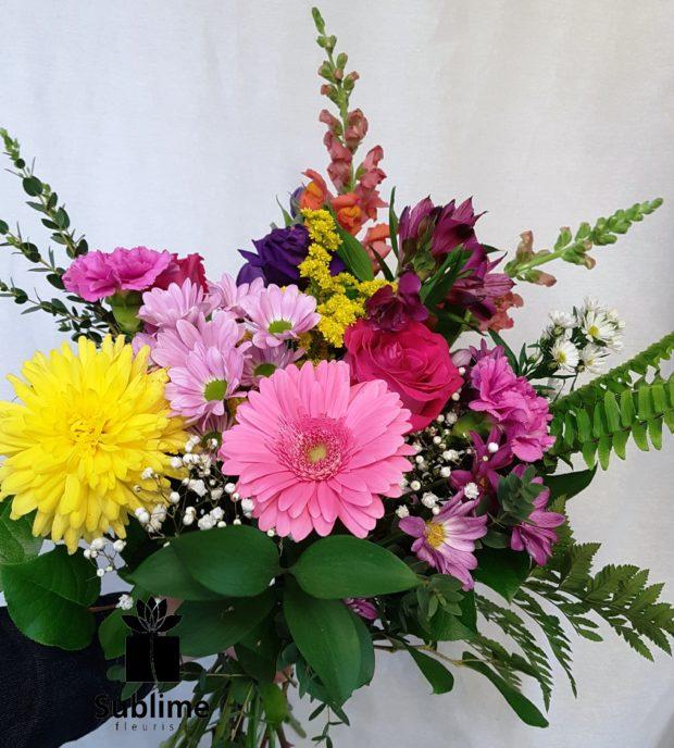 SUBFC-033 Juste des belles fleurs